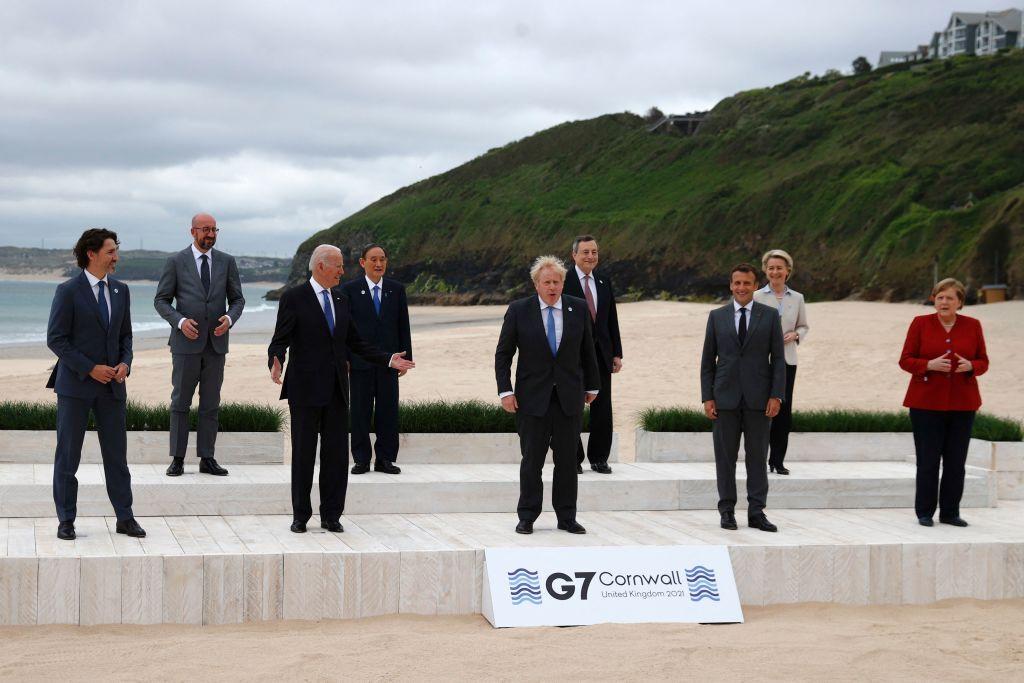 G7 Summit, relieving Transatlantic Trade worries